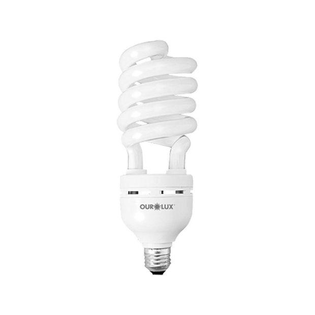 Lâmpada Fluorescente Compacta Espiral - Spiralux 85W