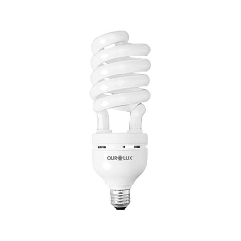 Lâmpada Fluorescente Compacta Espiral - Spiralux 45W