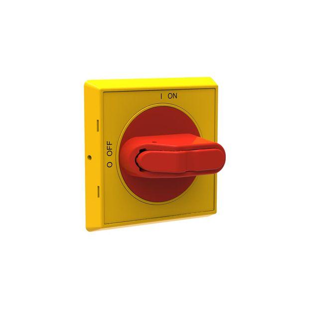 Manopla Seletora para Seccionadora para Instalação em Porta - OHYS2AJ