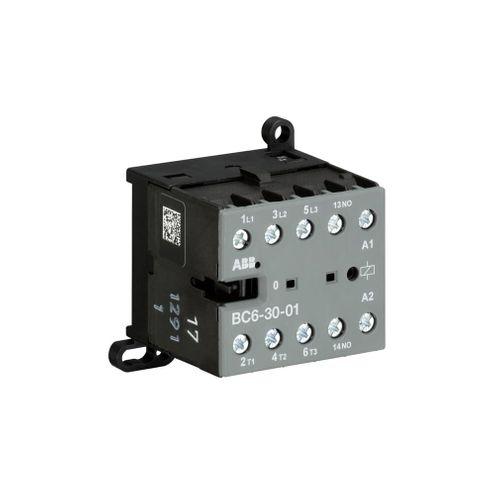 Mini Contator BC6-30-01-01 - 1NF 24V