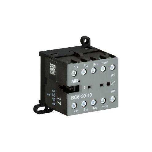 Mini Contator BC6-30-10-10 - 1NA 24V