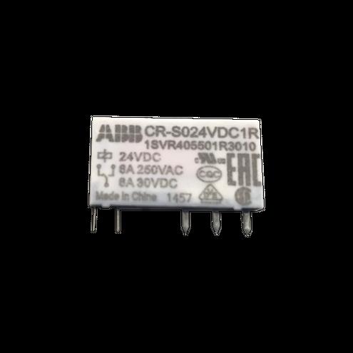 Relé de Interface 1 NAF 6A 24VCA/CC - CR-S024VDC1R