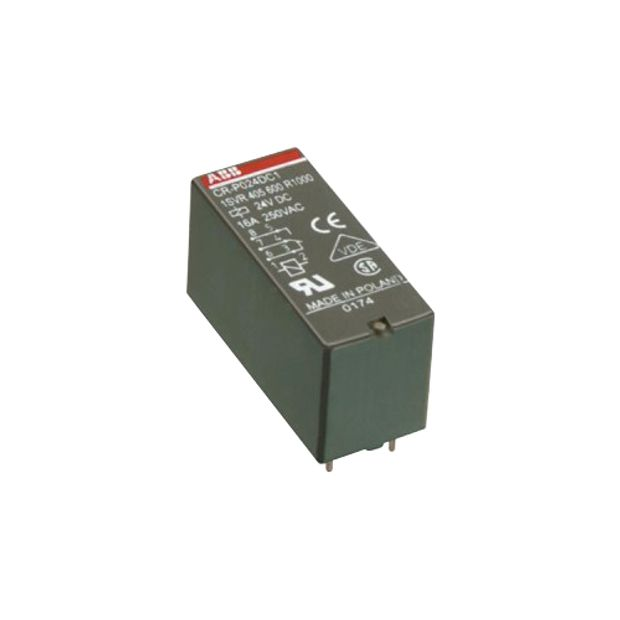 Relé de Interface 2NAF 24VCA 8A - CR-P024AC2