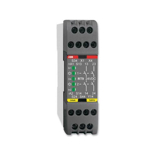 Relé de Segurança RT9 - 24VDC