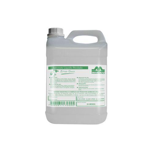 Sabonete Líquido Perolado com Aroma Erva Doce - 5 litros