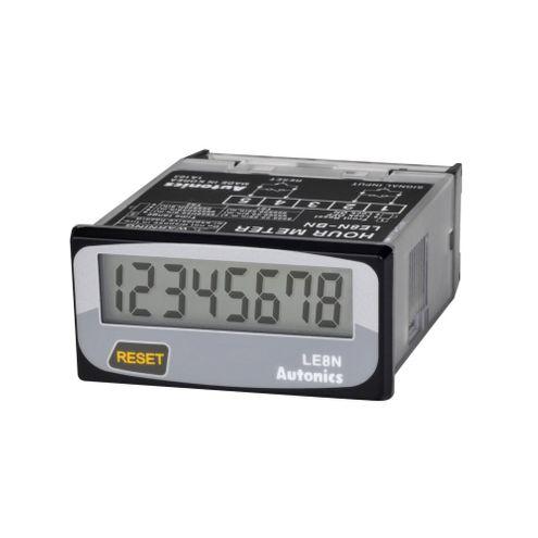 Temporizador Horímetro - LE8N-BN