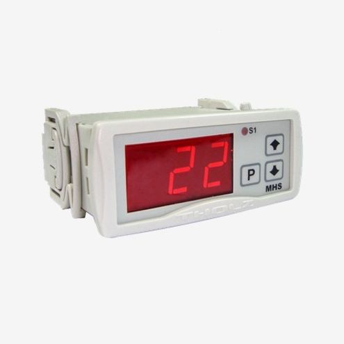 Termostato Digital para Aquecimento Solar - MHS277N-P233