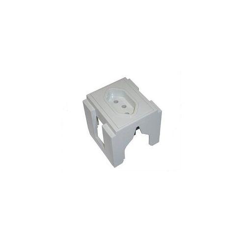 Tomada para Trilho DIN TS-35 - 250V 10A - TE-250