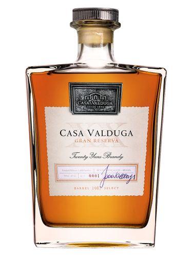 Brandy Casa Valduga Gran Reserva XX Anos 700 mL