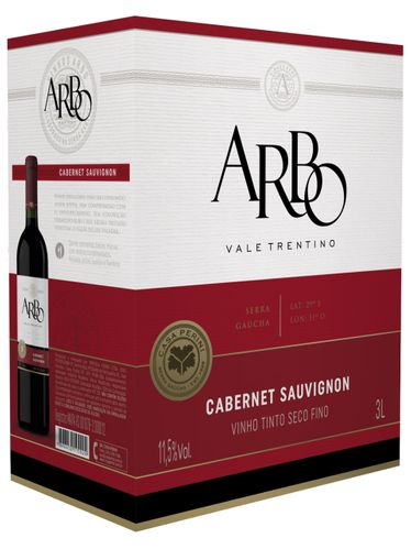Casa Perini Arbo Cabernet Sauvignon Bag in Box 3000 mL