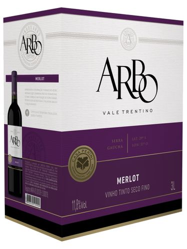 Casa Perini Arbo Merlot Bag in Box 3000 mL