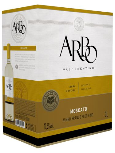 Casa Perini Arbo Moscato Bag in Box 3000 mL
