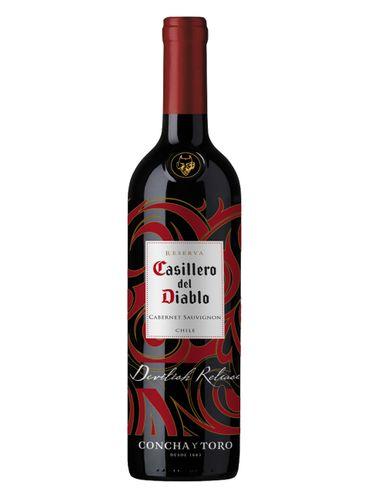Casillero del Diablo Reserva Devilish Release