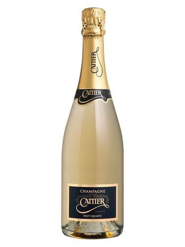 Champagne Cattier Quartz Brut