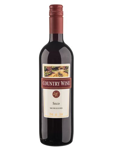 Country Wine Tinto Seco