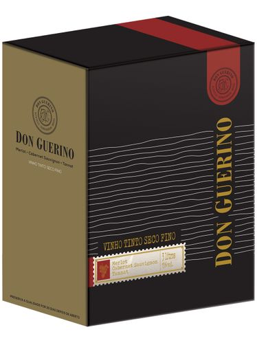 Don Guerino Assemblage Tinto Bag in Box 3000 mL