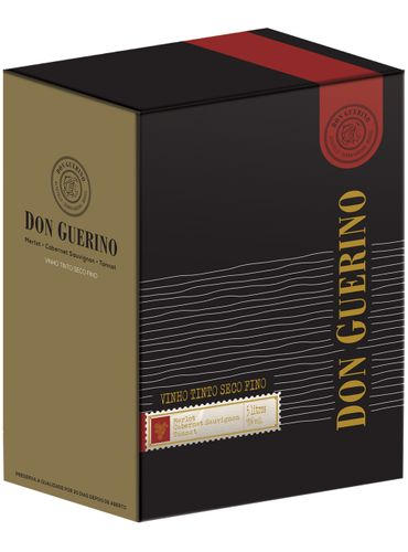 Don Guerino Assemblage Tinto Bag in Box 5000 mL