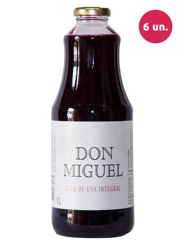 Don Miguel Suco de Uva Integral Tinto 1000 mL