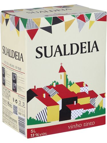 Enoport Sualdeia Bag in Box 5000 mL