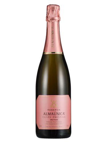 Espumante Almaúnica Cuvée Prestige Reserva Rosé Brut