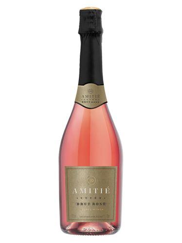 Espumante Amitié Cuveé Rosé Brut