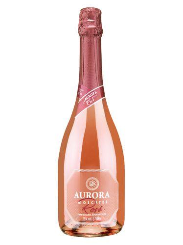 Espumante Aurora Rosé Moscatel
