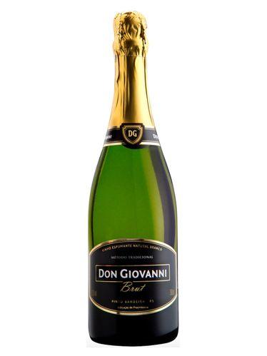 Espumante Don Giovanni Brut Champenoise