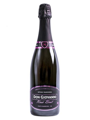Espumante Don Giovanni Rosé Brut