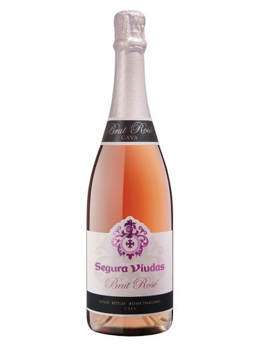 Espumante Freixenet Segura Viudas Rosé Brut