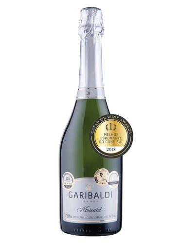 Espumante Garibaldi Moscatel