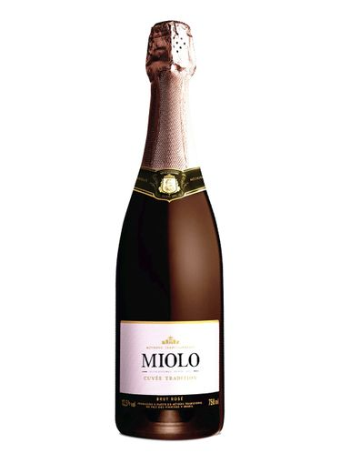 Espumante Miolo Cuvée Tradition Rosé Brut