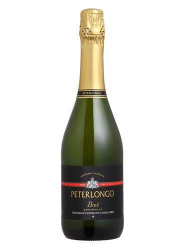 Espumante Peterlongo Brut 660 mL