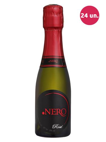 Espumante Ponto Nero Rosé Brut 187 mL