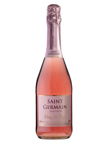 Espumante Saint Germain Rosé Demi-Sec 660 mL