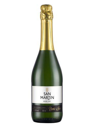 Espumante San Martin Demi-Sec 660 mL