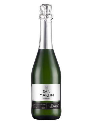 Espumante San Martin Moscatel 660 mL