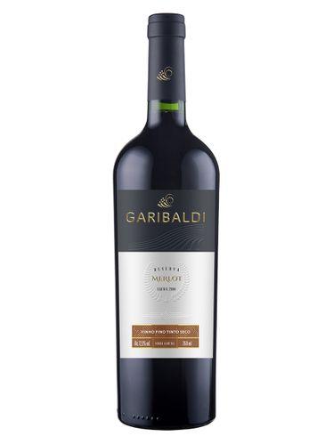 Garibaldi Reserva Merlot