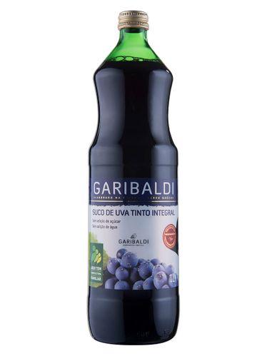 Garibaldi Suco de Uva Integral Tinto 1000 mL