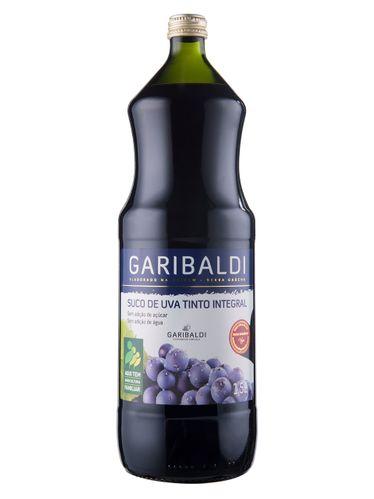 Garibaldi Suco de Uva Integral Tinto 1500 mL