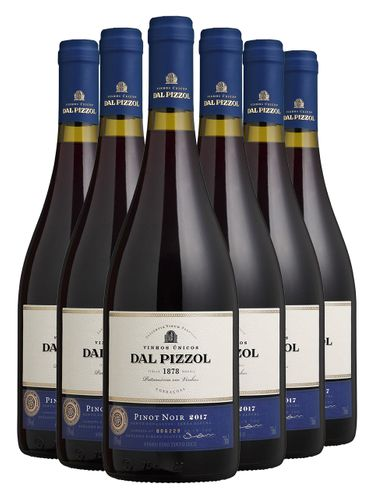 Kit Dal Pizzol Pinot Noir (Compre 5 / Leve 6)