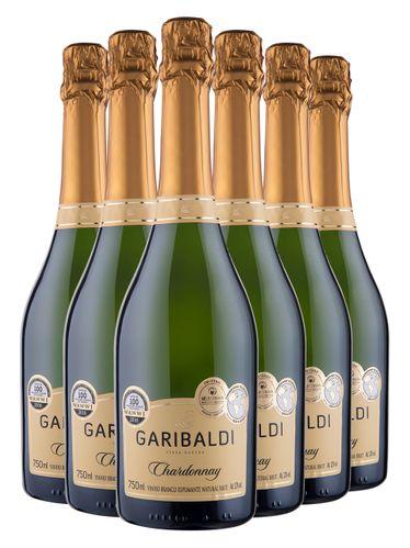 Kit MasterChef Espumante Garibaldi Chardonnay Brut