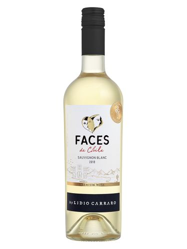 Lidio Carraro Faces de Chile Sauvignon Blanc