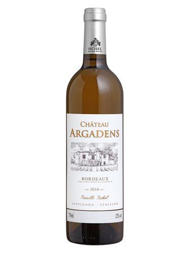 Maison Sichel Château Argadens Bordeaux Branco A.O.C.