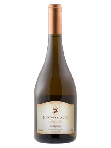 Maximo Boschi Biografia Chardonnay