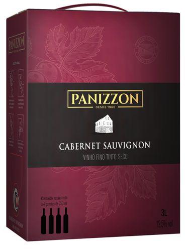 Panizzon Cabernet Sauvignon Bag in Box 3000 mL