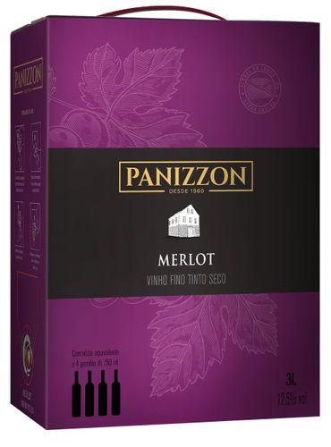 Panizzon Merlot Bag in Box 3000 mL