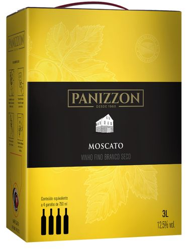 Panizzon Moscato Bag in Box 3000 mL