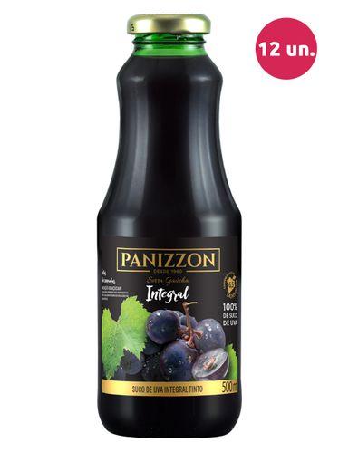 Panizzon Suco de Uva Integral Tinto 500 mL