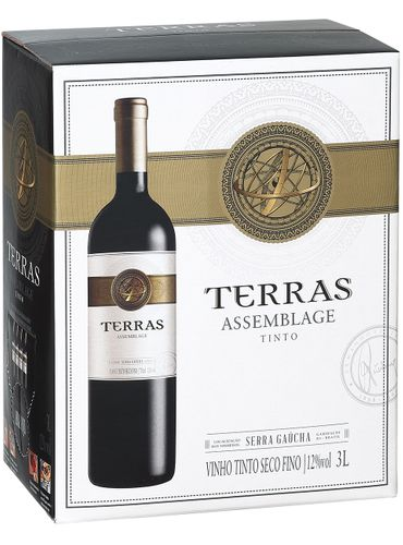 Peterlongo Terras Assemblage Tinto Bag in Box 3000 mL