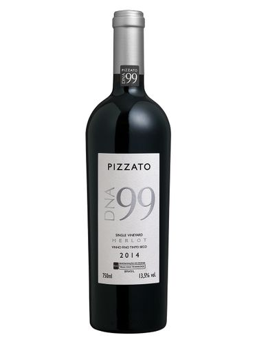 Pizzato DNA99 Single Vineyard Merlot D.O.